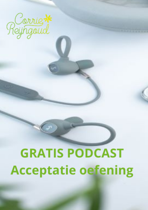 Podcast Acceptatie oefening